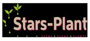Stars-Plant specialist in opkweken van jonge planten Logo
